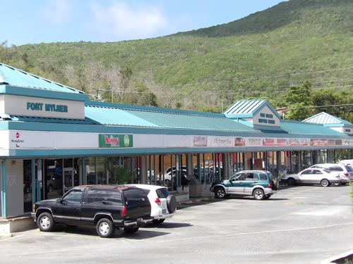 Fort Mylner Shopping Center